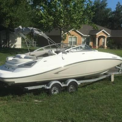 2009 Sea Doo Challenger 230 SE - 510 HP with trailer!!