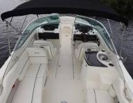 ONE OWNER 2006 SEA RAY 270 SLX BOWRIDER BOAT . VERY CLEAN AND READY TO