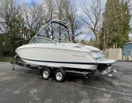 THIS 2010 BOAT COBALT 242 IS IN EXCELLENT CONDITION AND READY TO GO