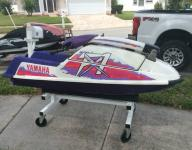 YAMAHA FX1 SUPERJET STAND UP JET SKI   SXR   ALL STOCK WLOW HRS