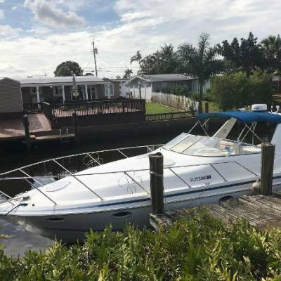 1997 CHRIS CRAFT 340 CROWNE