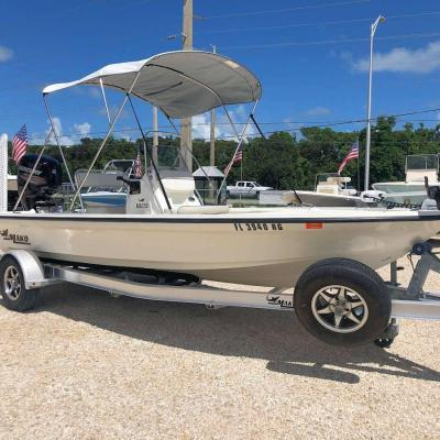 2016 Mako 18 LTS Inshore Bay Boat for Sale by Boat Depot