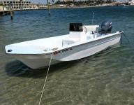 2018 16' Riviera Custom Center Console Flats Skiff