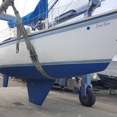 HUNTER 34 SAIL BOAT PRICE REDUCED