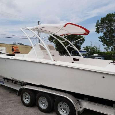 newAvanti 36 center console n2018 with new trailer. 3x verados 300hp