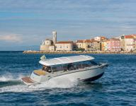 ALFASTREET - 23 OPEN SPORT 220 HP MERCRUISER AND HYDRAULIC HARD TOP ROOF