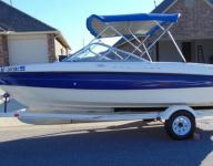 2006 BAYLINER DISCOVERY 185 BOWRIDER